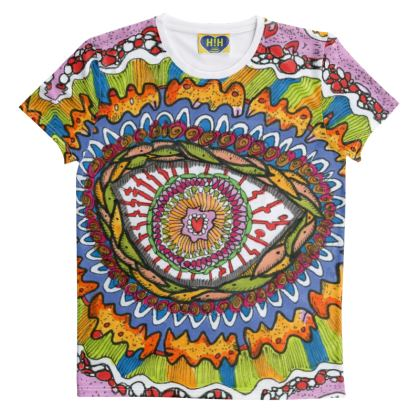 Eye of Love T shirt