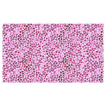 Leopard Skin in Magenta Collection Skirt