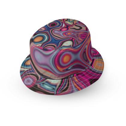 Bucket Hat Fashion Circle 2