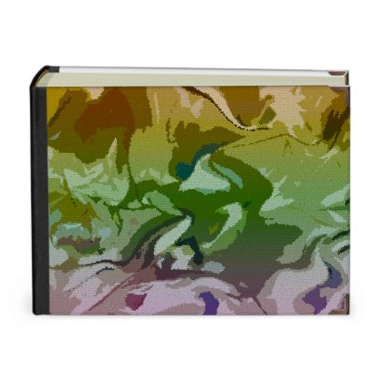 Photo Albums - Honeycomb Marble Abstract 4