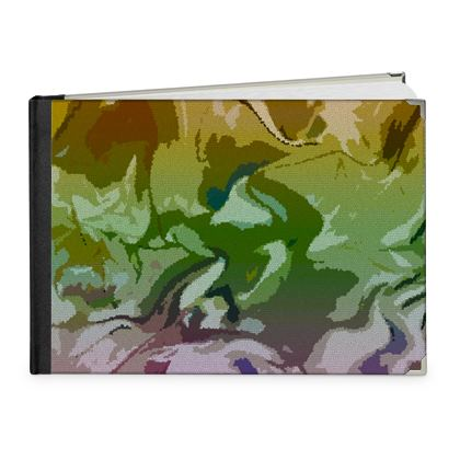 Photo Book A3 - Honeycomb Marble Abstract 4