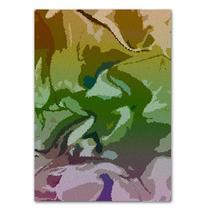 A4 Soft Photo Books - Honeycomb Marble Abstract 4