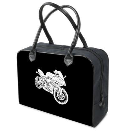 Holdalls - Superbike Sketch