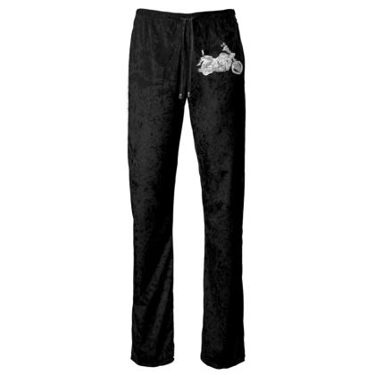 Womens Trousers - Cruiser Sketch
