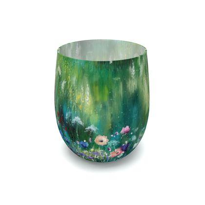 Wildflower Designer Glassware