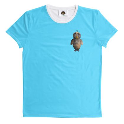 All Over Print T Shirt - Birdie