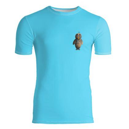Slim Fit Mens T-Shirt - Birdie