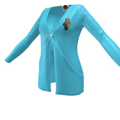 Ladies Cardigan With Pockets - Birdie