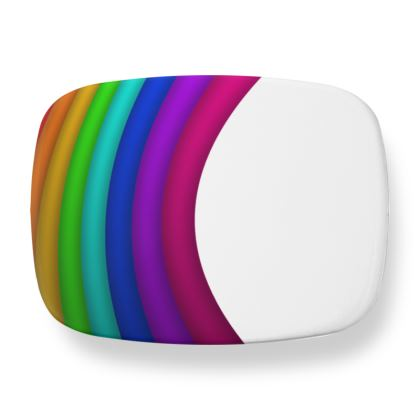 Lunch Box - Rainbow