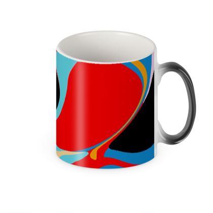 Cuzzello Heat Changing Mug