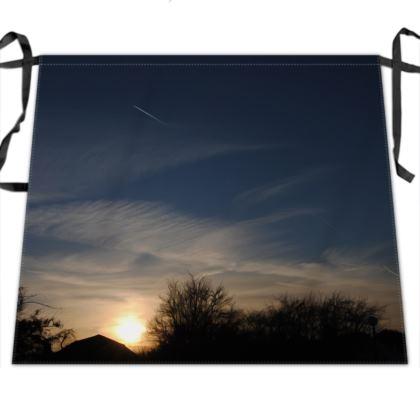 Waist Apron - Low Sunset