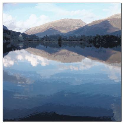 Playmat - Lake District