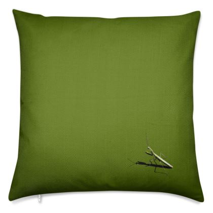 Luxury Cushions - Mantis