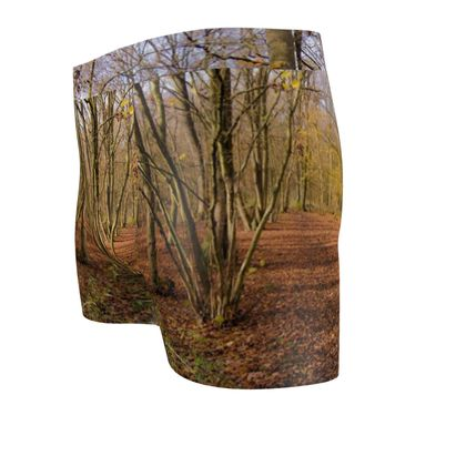 Boxer Briefs - Open Clearing in Clapham Woods