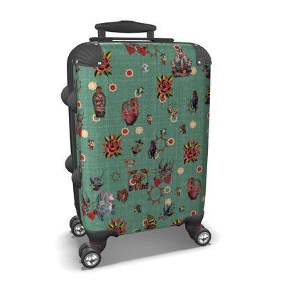 Tattoo Me Suitcase