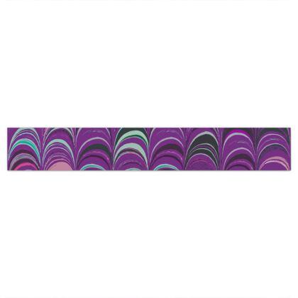 Wallpaper Borders - Around Ex Libris Pink Remix (1800 -1950)