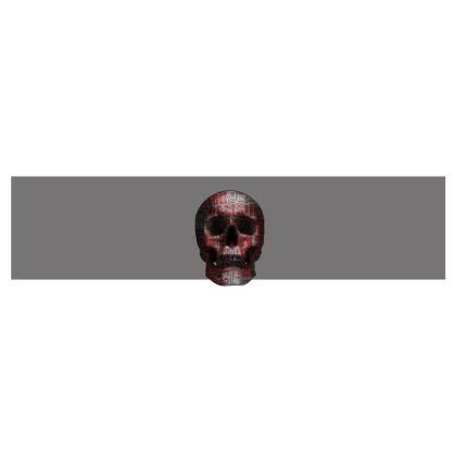 Table Runner - Cheerful Skull