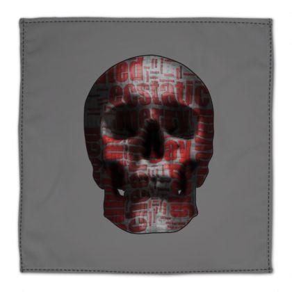 Napkins - Cheerful Skull