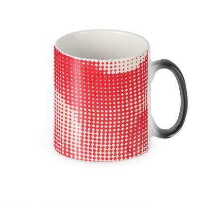Heat Changing Mug - Endleaves of Art. Taste. Beauty (1932) Remix