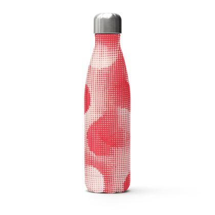 Stainless Steel Thermal Bottle - Endleaves of Art. Taste. Beauty (1932) Remix