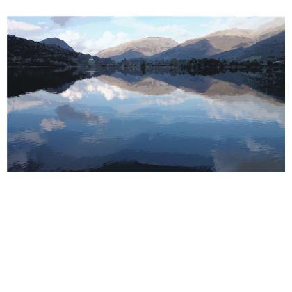 Tablecloth - Lake District