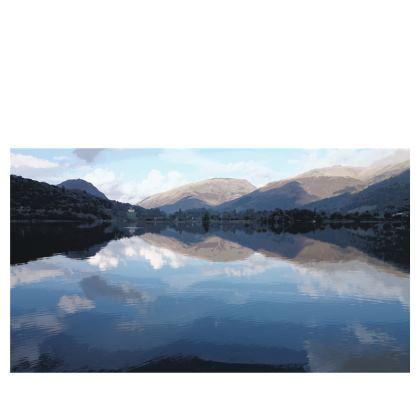 Table Runner - Lake District