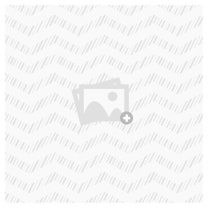 Blue Floral Craft Leggings