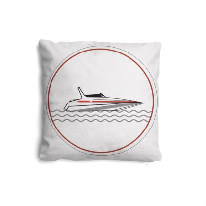 Small powerboat cushion