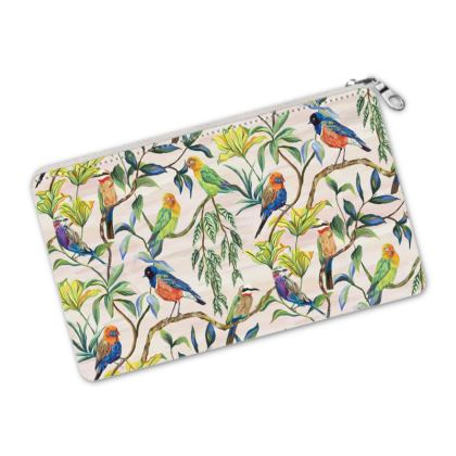 Paradise Birds Pencil Case