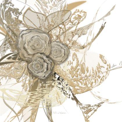 Coasters - Glasunderlägg - 50 Shades of Lace