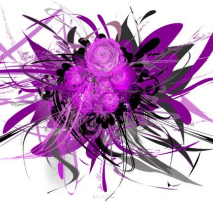 Coasters - Glasunderlägg - Lilac
