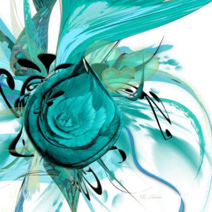 Coasters - Glasunderlägg - Turquoise