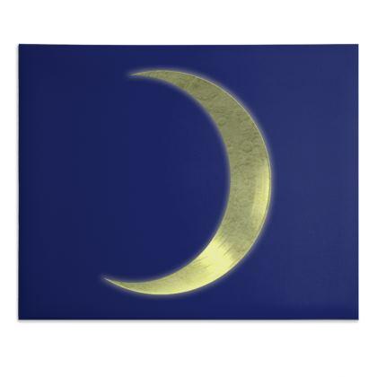 Desk Pad - Vinyl Moon