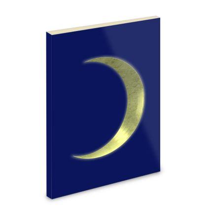 Pocket Note Book - Vinyl Moon