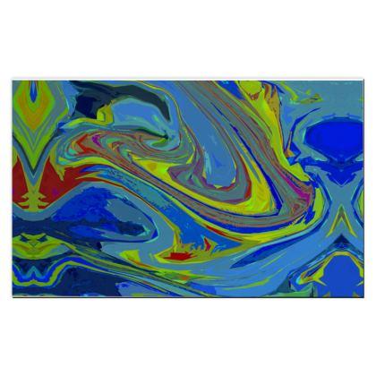 Playmat - Abstract Diesel Rainbow 3