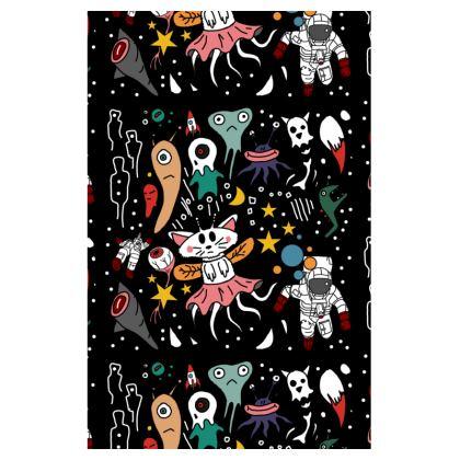Cute Aliens Board Shorts