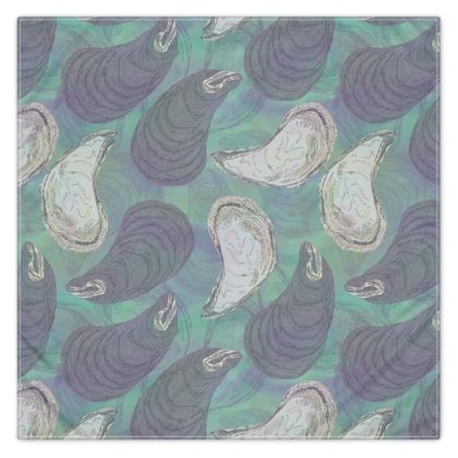 Skye Mussels Scarf, Wrap or Shawl