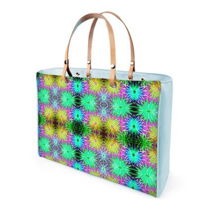DELLA SPENCER FLOWER POWER Handbags