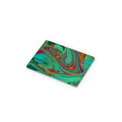 Cutting Boards - Abstract Diesel Rainbow 2