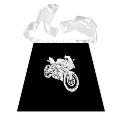 German Apron - Superbike Sketch