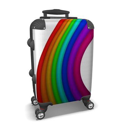 Suitcase - Rainbow