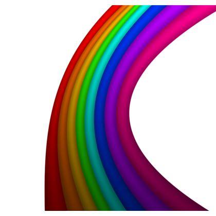 Luggage Tags - Rainbow
