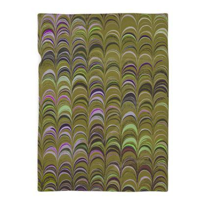 Blanket - Around Ex Libris Yellow Remix (1800 -1950)