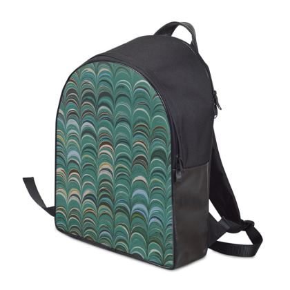 Backpack - Around Ex Libris Jade Remix (1800 -1950)