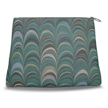 Clutch Bag - Around Ex Libris Jade Remix (1800 -1950)
