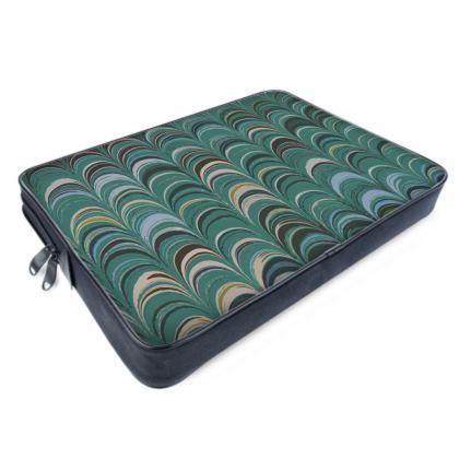 Laptop Bags - Around Ex Libris Jade Remix (1800 -1950)