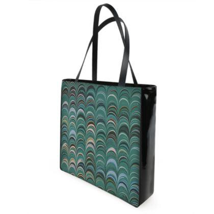 Shopper Bags - Around Ex Libris Jade Remix (1800 -1950)