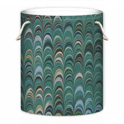 Laundry Bag - Around Ex Libris Jade Remix (1800 -1950)
