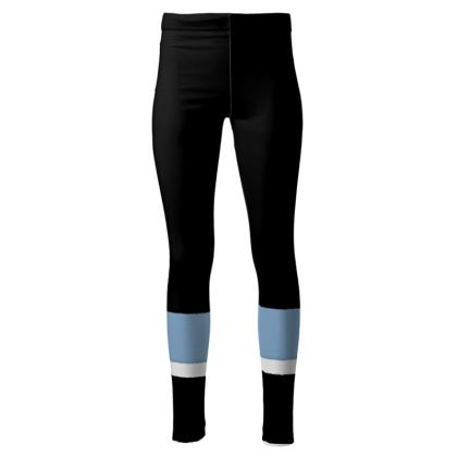 Leggings linea il mare dentro