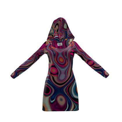 Hoody Dress Fashion Circles 2